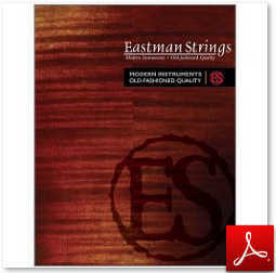 Eastman Strings 2014 catalog