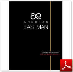Andreas Eastman 2014 brass & woodwinds catalog