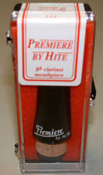 David Hite Premier 111 Bb Clarinet Mouthpiece