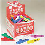 Hohner Plastic Kazoo (Choose your color!)