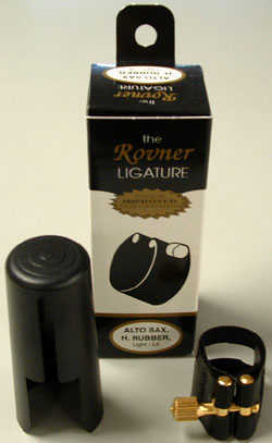 Rovner -Light- Alto Saxophone Ligature
