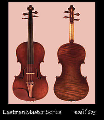 Eastman Strings Master Series Model 605 16.5