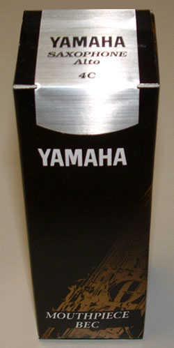 Yamaha yac1286 4c alto saxophone mouthpiece woodwind for Yamaha 4c sax mouthpiece