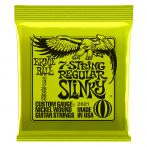 Ernie Ball 2621 Slinky Nickel 7-String Electric Guitar Strings