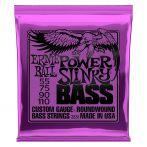 Ernie Ball 2821 Slinky Nickel 5-String Bass Guitar Strings