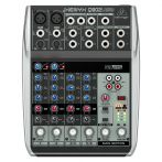 Behringer 802 4 Channel Analog Compact Mixer