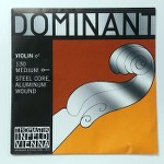 Thomastik-Infeld Dominant Violin Single 4/4 E String (ball or loop end)