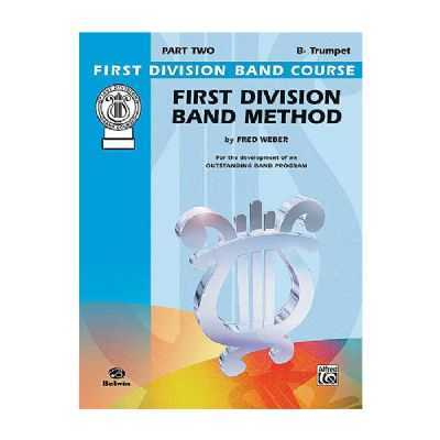 First Division Band Method Book 2