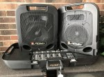 Peavey Used Escort Portable PA System