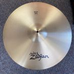 USED Zildjian A0081 A Series 21 inch Rock Ride Cymbal