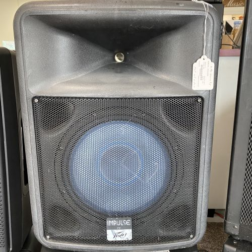 USED Peavey Impulse 1012 1000w Speaker Pair