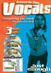 Just Enough/Learn to Sing Vocals Instructional DVD Kit