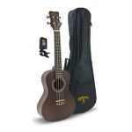 Kohala Concert Ukelele Player's Package