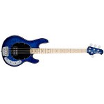 Sterling By Music Man RAY 34QM Neptune Blue Bass