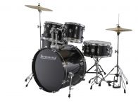 Ludwig LC175 Accent Drive Drum Kit - Black