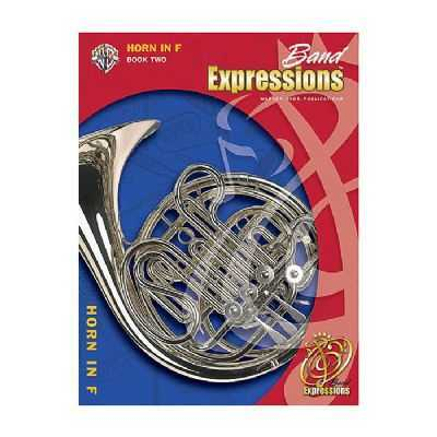 Band Expressions Book 2