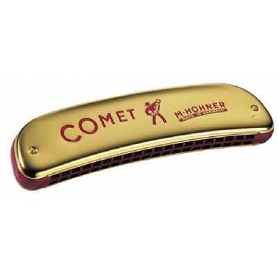 Hohner Comet 40 Octave-tuned Harmonica