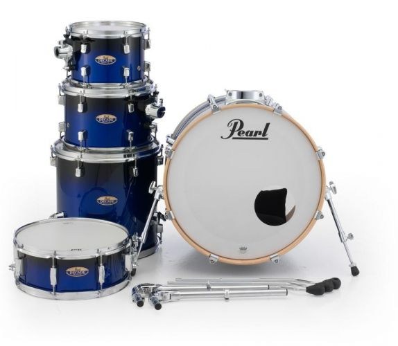 Pearl Decade Maple 5 Piece kit - Kobalt Blue