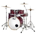 Pearl Export Natural Cherry Drum Set with Hardware