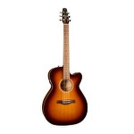 Seagull Entourage Rustic CW Concert Hall Acoustic/Electric Guitar