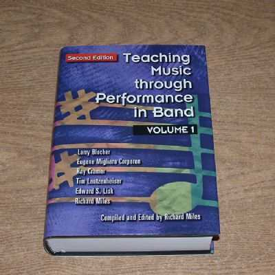 Teaching Music Through Performance In Band Volume 1 (2nd edition)